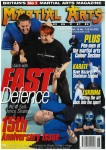 Dave Hazard Interview -  MAI - Martial Arts Illustrated, Volume 16, No. 1, June 2003
