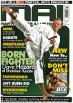 Dave Hazard Interview -  MAI - Martial Arts Illustrated, Volume 20, No. 10, March 2008