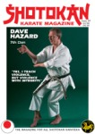 Dave Hazard Interview -  Shotokan Karate Magazine Issue 97 October 2008