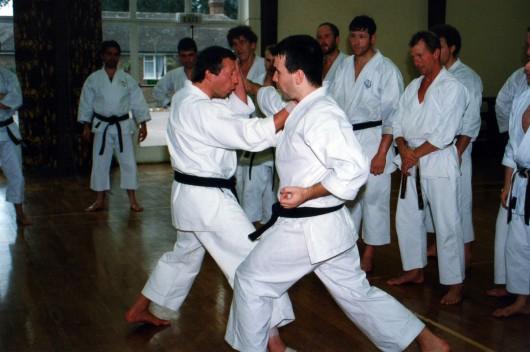 Ticky-Donovan & Dave Hazard Course